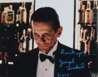 "Joe Turkel Signed ""The Shining"" 11x14 Photo Inscribed ""Drink Up!"" & ""Lloyd"" (AutographCOA COA) at PristineAuction.com"
