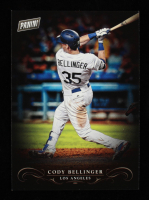 Cody Bellinger 2017 Panini Black Friday Panini Collection #15 at PristineAuction.com