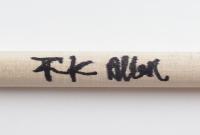 Rick Allen Signed Drumstick (Beckett COA & PSA COA) at PristineAuction.com