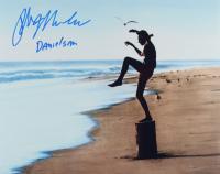 "Ralph Macchio Signed ""The Karate Kid"" 16x20 Photo Inscribed ""Daniel San"" (AutographCOA COA) at PristineAuction.com"