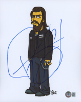 """Ryan Hurst Signed """"Sons of Anarchy"""" 8x10 Photo (Beckett COA) (See Description) at PristineAuction.com"""