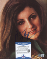 Arianna Huffington Signed 8x10 Photo (Beckett COA) at PristineAuction.com