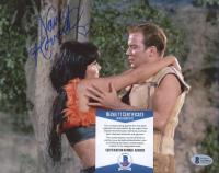 "Nancy Kovack Signed ""Star Trek"" 8x10 Photo (Beckett COA) at PristineAuction.com"