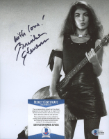 """Brinke Stevens Signed 8x10 Photo Inscribed """"With Love!"""" (Beckett COA) at PristineAuction.com"""
