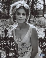 "Lara Parker Signed ""Dark Shadows"" 8x10 Photo Inscribed ""Love, Angelique"" (Beckett COA) at PristineAuction.com"