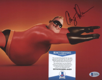 """Craig T. Nelson Signed """"The Incredibles"""" 8x10 Photo (Beckett COA) at PristineAuction.com"""