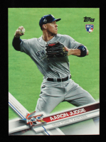 Aaron Judge 2017 Topps Update #US166A All-Star RC at PristineAuction.com