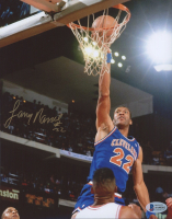 Larry Nance Signed Cavaliers 8x10 Photo (Beckett COA) at PristineAuction.com