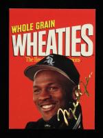 Michael Jordan 1994-95 Sports Stars Wheaties #103 at PristineAuction.com