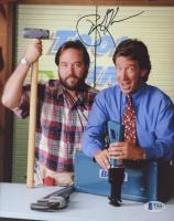 "Tim Allen & Richard Karn Signed ""Home Improvement"" 8x10 Photo (Beckett COA) at PristineAuction.com"