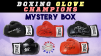 Schwartz Sports Boxing Champions Signed Boxing Glove Mystery Box - Champions Edition Series 4 (Limited to 100) at PristineAuction.com