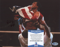 """Burt Young Signed """"Rocky"""" 8x10 Photo (Beckett COA) at PristineAuction.com"""