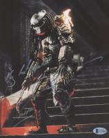 """Ian Whyte Signed """"Alien vs. Predator"""" 8x10 Photo Inscribed """"Very Best Wishes, AVP"""" (Beckett COA) at PristineAuction.com"""