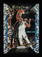 Kevin Durant 2018-19 Panini Prizm That's Savage! Fast Break #5 at PristineAuction.com