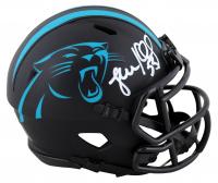 Luke Kuechly Signed Panthers Eclipse Alternate Speed Mini-Helmet (Beckett Hologram) at PristineAuction.com