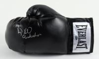 Virgil Hill Signed Everlast Boxing Glove (Schwartz Sports COA) at PristineAuction.com