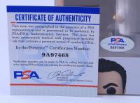 "Larry Thomas Signed ""Seinfeld"" #1086 Yev Kassem Funko Pop! Vinyl Figure Inscribed ""No Funko For You!"" & ""Soup Nazi"" (PSA COA) at PristineAuction.com"