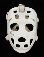"Grant Fuhr Signed Full-Size Throwback Goalie Mask Inscribed ""HOF 03"" (Schwartz Sports COA) at PristineAuction.com"