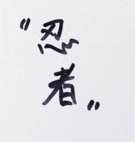 "Arthur Roberts & Sho Kosugi Signed ""Revenge of The Ninja"" 11x14 Photo with Inscription (AutographCOA Hologram) at PristineAuction.com"