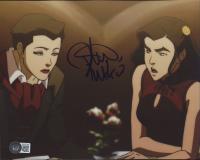 "David Faustino Signed ""The Legend of Korra"" 8x10 Photo Inscribed ""Mako"" (Beckett COA) at PristineAuction.com"