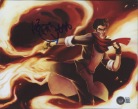 """David Faustino Signed """"The Legend of Korra"""" 8x10 Photo (Beckett COA) at PristineAuction.com"""