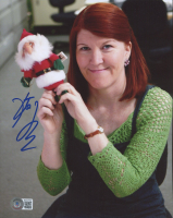 """Kate Flannery Signed """"The Office"""" 8x10 Photo (Beckett COA) at PristineAuction.com"""