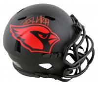 J.J. Watt Signed Cardinals Eclipse Alternate Speed Mini-Helmet (JSA COA & Watt Hologram) at PristineAuction.com