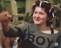 "Emma Kenney Signed ""Shameless"" 8x10 Photo (Beckett COA) at PristineAuction.com"