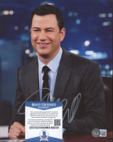 Jimmy Kimmel Signed 8x10 Photo (Beckett COA) at PristineAuction.com