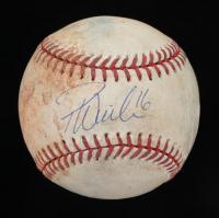 Patrick Wisdom Signed OML Baseball (JSA COA) (See Description) at PristineAuction.com