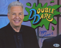 """Marc Summers Signed """"Double Dare"""" 8x10 Photo (Beckett COA) at PristineAuction.com"""