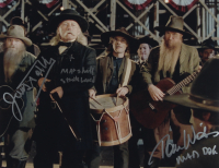 """James Tolkan & Thomas F. Wilson Signed """"Back to The Future"""" 11x14 Photo Inscribed """"Marshall Strickland"""" & """"Mad Dog"""" (AutographCOA COA) at PristineAuction.com"""