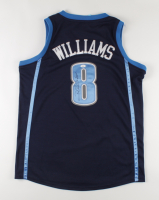 Deron Williams Signed Jazz Jersey (JSA COA) at PristineAuction.com
