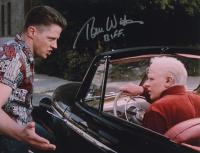 "Thomas F. Wilson Signed ""Back to The Future"" 11x14 Photo Inscribed ""Biff"" (AutographCOA COA) at PristineAuction.com"