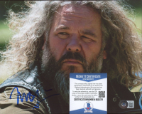 """Mark Boone Junior Signed """"Sons of Anarchy"""" 8x10 Photo (Beckett COA) at PristineAuction.com"""