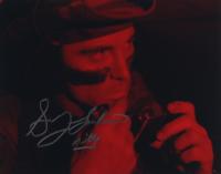 "Sonny Landham Signed ""Predator"" 11x14 Photo Inscribed ""Billy"" (AutographCOA COA) at PristineAuction.com"