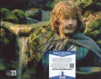 """Billy Boyd Signed """"Lord of the Rings"""" 8x10 Photo (Beckett COA) at PristineAuction.com"""