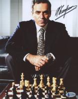 Garry Kasparov Signed 8x10 Photo (Beckett COA) at PristineAuction.com