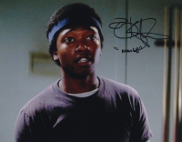 """T. K. Carter Signed """"The Thing"""" 11x14 Photo Inscribed """"Nauls"""" (AutographCOA COA) at PristineAuction.com"""