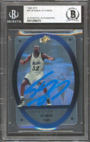 Shaquille O'Neal Signed 1996 SPx #35 (BGS Encapsulated) at PristineAuction.com