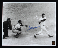 Ted Williams Signed Red Sox 16x20 Photo (Green Diamond COA) (See Description) at PristineAuction.com