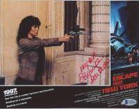 """Adrienne Barbeau Signed """"Escape From New York"""" 8x10 Photo Inscribed """"My Best"""" (Beckett COA) at PristineAuction.com"""