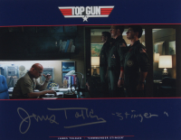 "James Tolkan Signed ""Top Gun"" 11x14 Photo Inscribed ""Stinger"" (AutographCOA COA) at PristineAuction.com"