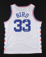 Larry Bird Signed 1985 NBA All-Star Game Jersey (JSA COA) at PristineAuction.com