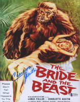 """Charlotte Austin Signed """"The Bride and the Beast"""" 8x10 Photo (Beckett COA) at PristineAuction.com"""
