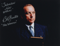 """Bob Gunton Signed """"The Shawshank Redemption"""" 11x14 Photo Inscribed """"Salvation Lies Within"""" & """"The Warden"""" (AutographCOA COA) at PristineAuction.com"""