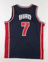 Larry Bird Signed 1992 USA Basketball Jersey (JSA COA) at PristineAuction.com