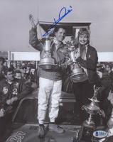 Mario Andretti Signed Daytona 500 8x10 Photo (Beckett COA) at PristineAuction.com