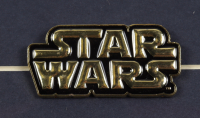 """Vintage """"1977 """"Star Wars"""" Coca-Cola 22x30 Custom Framed Print Display with Official Movie Pin (See Description) at PristineAuction.com"""