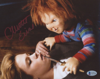 """Christine Elise McCarthy Signed """"Child's Play"""" 8x10 Photo (Beckett COA) at PristineAuction.com"""